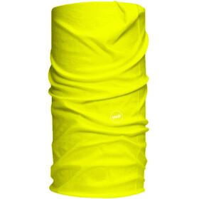 HAD Solid Colours Tube Scarf Fluo Yellow